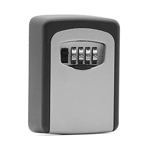 Mercury 免許証サイズのカードキーにも対応 暗証番号でカギを管理 ダイヤル 式 固定 型 セキュリティ キー ボックス