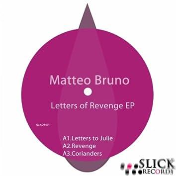 Letters of Revenge EP