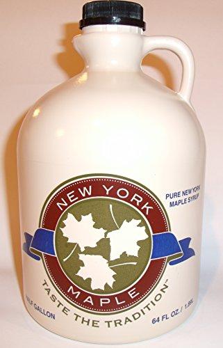 Pure Maple Syrup Half Gallon 64 oz
