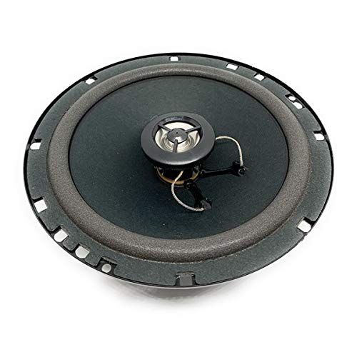 Sound Way - Haut-Parleur Enceinte 4 ohm 16,5 cm 60 Watts 2 Voie de Rechange pour Voiture - COAX1