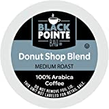 Black Pointe Bay, Coffee Medium Roast 80 Single Serve Coffee Pods for Keurig K Cup Brewers 80, Donut Shop, 80 Count