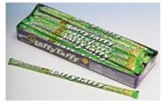 Laffy Taffy Ropes - Sour Apple, 24 count box