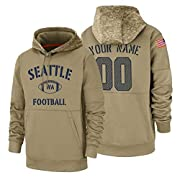 [High quality polyester hoodies] Custom hoodie with your name. 100% polyester, fully printed graphic design. Our customized hoodies are durable, warm, pre-shrink, pill-proof, and color-fast. 【Design Your Own Hoodies】Choose The Size And Color Of Your ...
