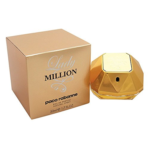 Paco Rabanne Lady Million Eau de Parfum 50 ml Fragancia femenina