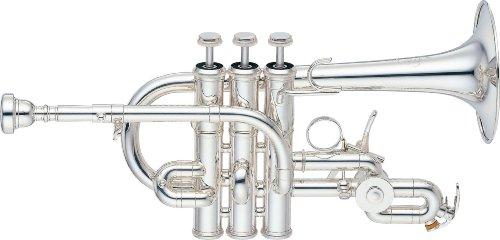 Yamaha Custom Piccolo Trompet YTR-9825