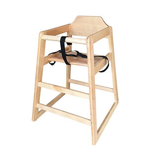 WZNING Baby-Hochstühle, Esstischstühle, einfacher Holzschutz, mehrfarbiger Hocker, holz, Lack, Large