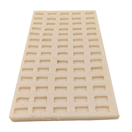Tongina 1:35 Silicone Brick Mold Path Maker Mould for Sand Table Model Making DIY Material