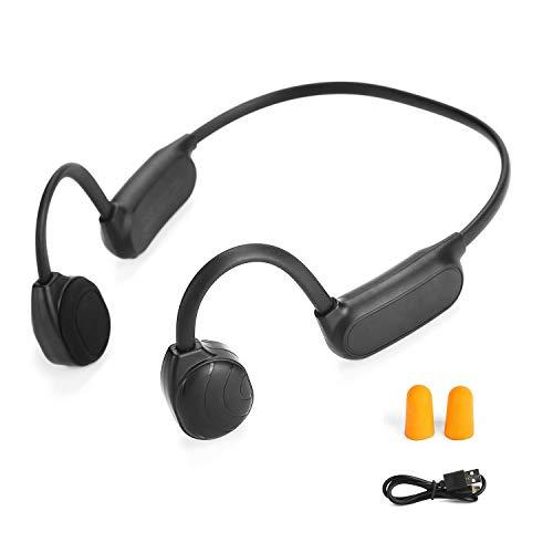 Auriculares inalámbricos Bluetooth 5.0 de oreja abierta IPX5,...
