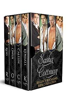 Regency Rockstars Book Collection by [Sasha Cottman]