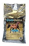Uckele CocoOmega Granular, Fatty Acid Formula for Horses, Non-GMO, Soy Free, 30lb