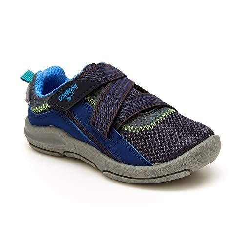 OshKosh B'Gosh Boy's EverPlay Galen Sneaker, Blue, 8 Toddler