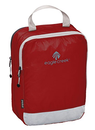 Eagle Creek Pack-it Specter Clean Dirty Cube Small Organizador para Maletas, 26 cm, 5 litros, Volcano Red