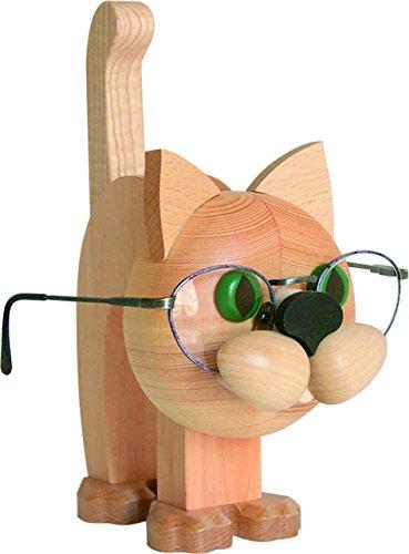 Kuhnert Brillenständer Katze Natur