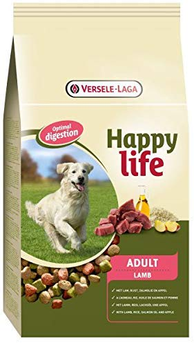 15 KG Happy life adult lam digestion hondenvoer