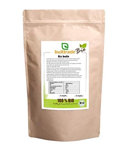 100 g Bio Inulin | Pulver | Glutenfrei | Vegan | Süßungsmittel | Buxtrade