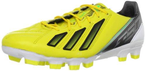adidas Adizero F50 TRX FG LEA Fu?Ballschuhe Schuhe gelb
