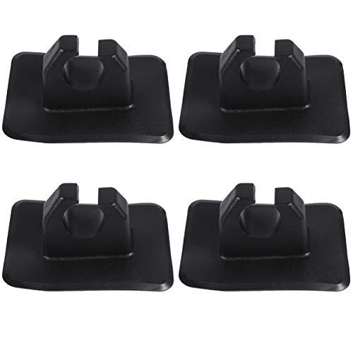 BESPORTBLE 4 Stück Kajak Paddel Clip Deck Montiert Universal Kanu Paddelhalter Halter für Kajak Kanu