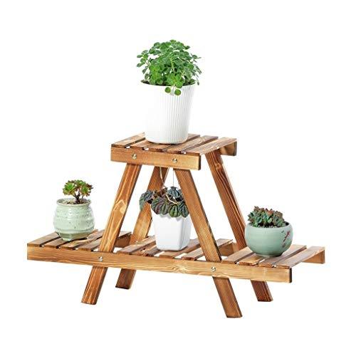 Pflanzenständer Bodenstehender Kiefernpflanzenständer