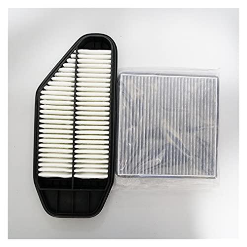 Prospective Filtro DE Aire + Filtro DE Cabina Kit Fit para Chevrolet...