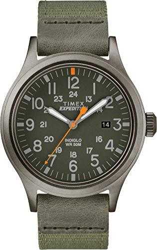 Timex Reloj análogico de Cuarzo TW4B14000