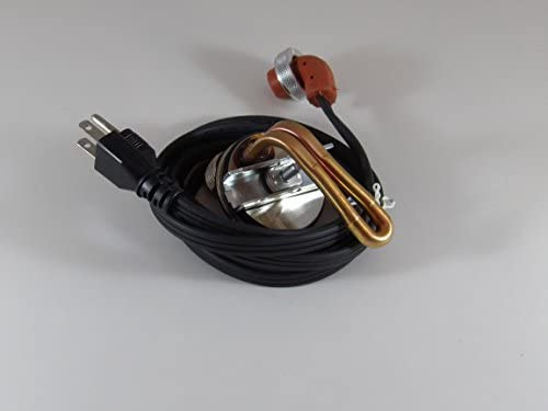 Engine heater Kit compatible with SAMSUNG Equipment SL120-2 Load