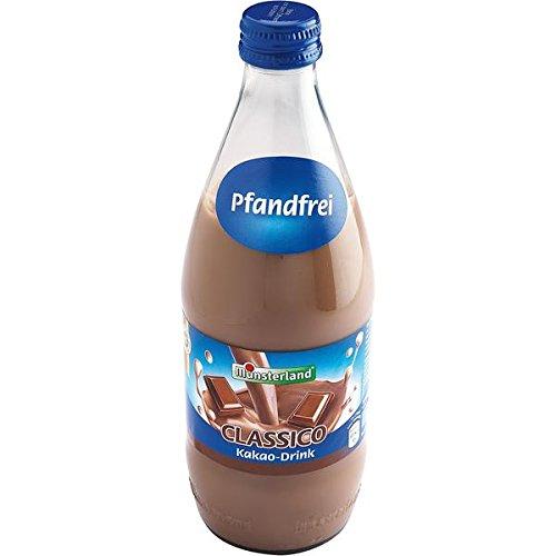 24 Flaschen a 500ml Münsterland Classico Kakao Drink