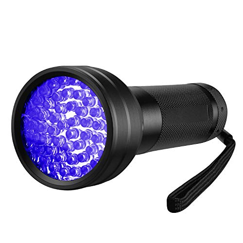 UV Flashlight, 51 LED Black Light For Pet Urine Detection