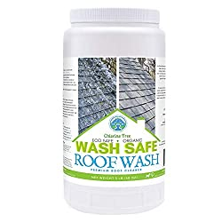 Wash Safe Industries ROOF WASH Premium Eco-Safe and Organic Roof Cleaner