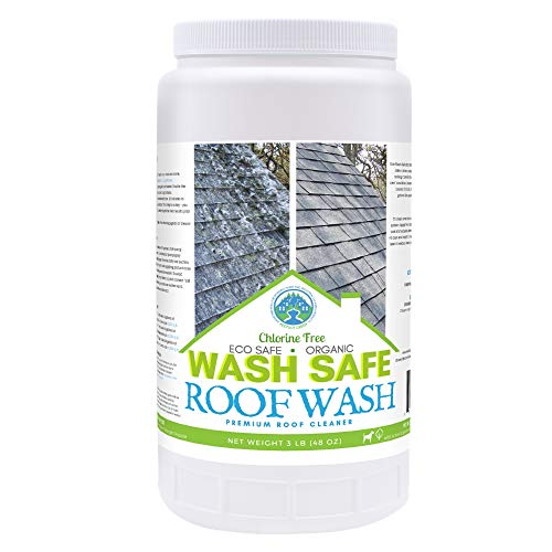 Wash Safe Industries ROOF WASH Premium Eco-Safe and Organic Roof