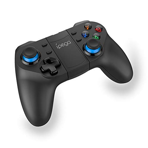 Meiyiu IPEGA Wireless Bluetooth Gamepad Pubg MOBA Juego para teléfono móvil Android iOS Controlador de conexión Directa Joystick móvil