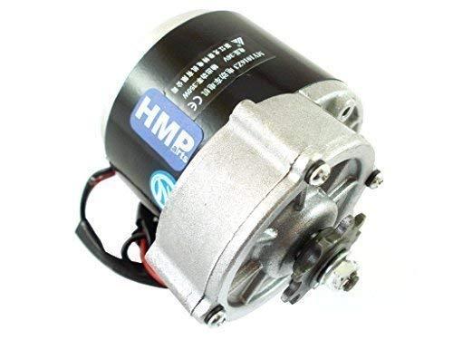 HMParts Elektro Motor - 36V 350W - MY1016Z3 - E Scooter/RC