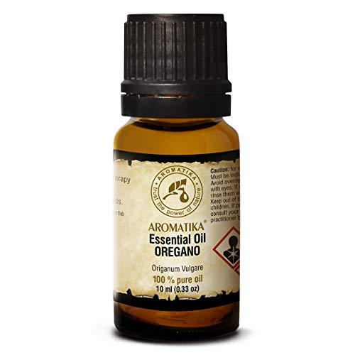 Huile Essentielle Origan 10ml - Origan Vulgare - Moldavie - 100% Pur et Naturelle - Huile Sans Additifs Synthétiques - Oregano Essential Oil