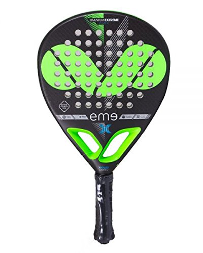Pala De Padel Eme Extreme Power Ltd Verde
