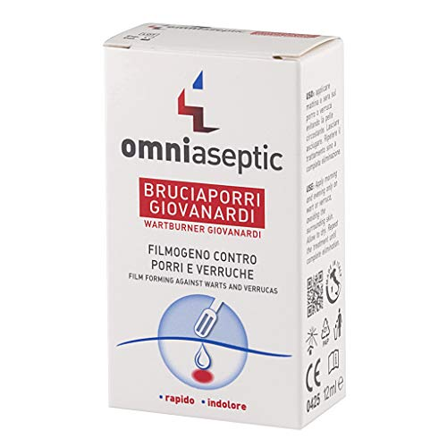 Giovanardi Farmaceutici, bruciaporri-10ml Giovanar
