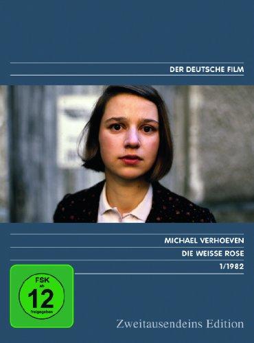 Die Weiße Rose - Zweitausendeins Edition Deutscher Film 1/1982.