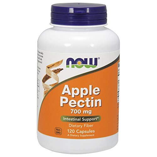 Now Foods Apple Pectin, 700mg - 120 Cápsulas