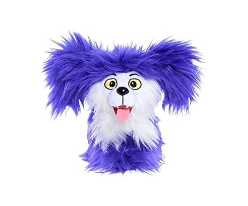Vampirina-78002 Mini Peluches Wolfie, Multicolor (Bandai