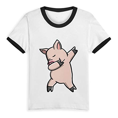 Funny Shirt Pink Pig Pictures Gift Ideal Romper Bodysuits