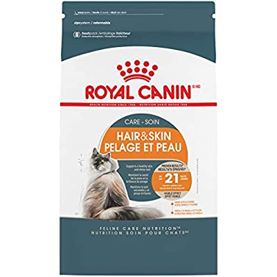 Royal Canin Hair & Skin Care Dry Cat Food, 7 lb. bag