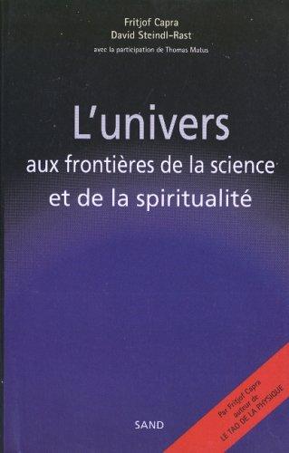 L'univers aux frontières de la science et de la spiritualité