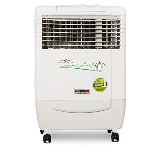 Kenstar Little Plastic 22 L Air Cooler (Grey White)
