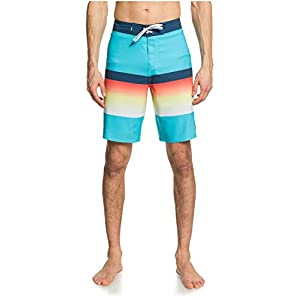 Quiksilver Men's Slab 20 Inch Length Stretch Boardshort Swim Short