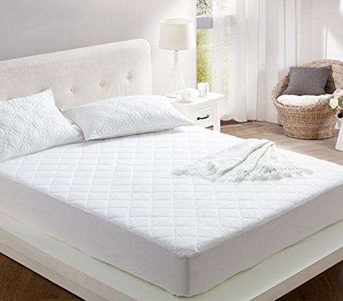 Byourbed 100% Cotton Fill - All Around Cotton King Mattress...