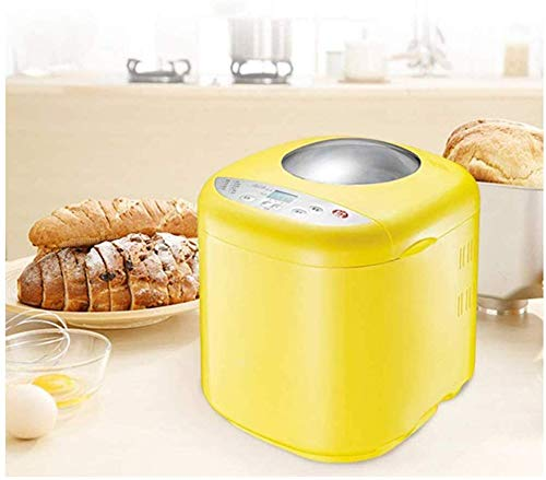 Automatic Breadmaker, Multifunctional Intelligent Bread Maker, Cooking Bread Maker, With 10 Programmes Fast Loaf