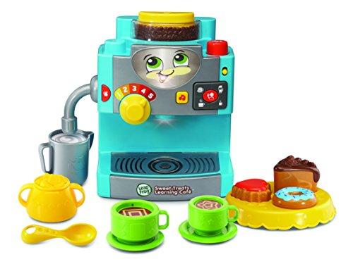 Leap Frog- Máquina de café interactiva (CEFA Toys 00703)