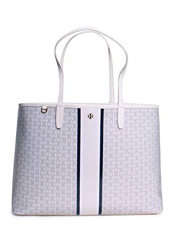 Tory Burch Gemini Link Ladies Large Canvas Tote Handbag 33801104