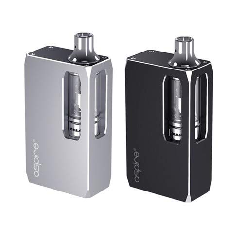Authentic Aspire K1 Sleath Kit - 1.9ml - Schwarz - No Nicotine