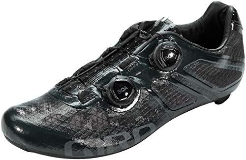 Giro Imperial Mens Road Cycling Shoe − 43.5, Black (2021)