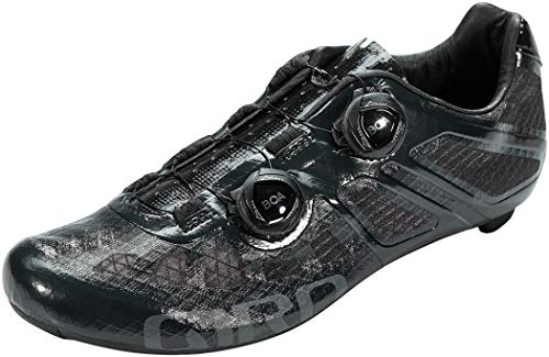 Giro Imperial Men's Road Cycling Shoes, Black - Negro, 44