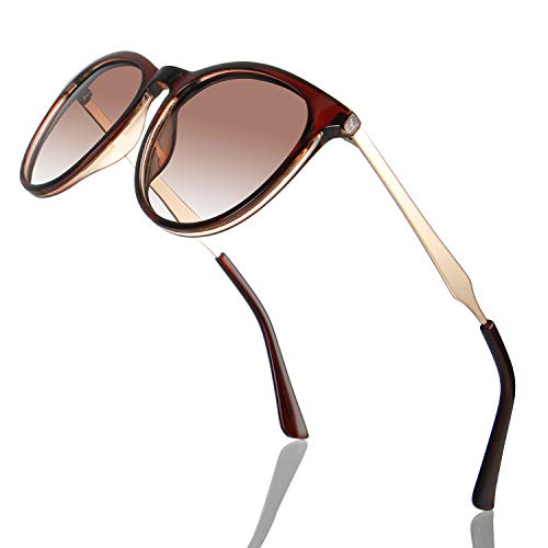 IWY Gafas de Sol Hombre Mujer UV400 Protección Gafas de Sol Polarizadas